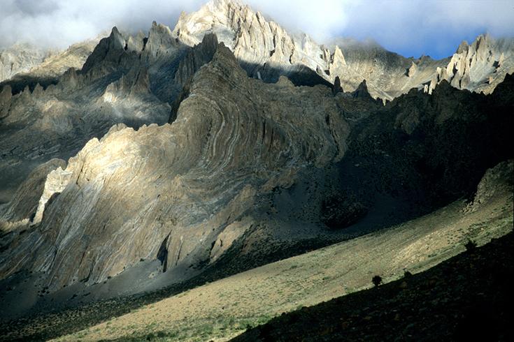 Bei Hanupatta, Zanskar-Region.