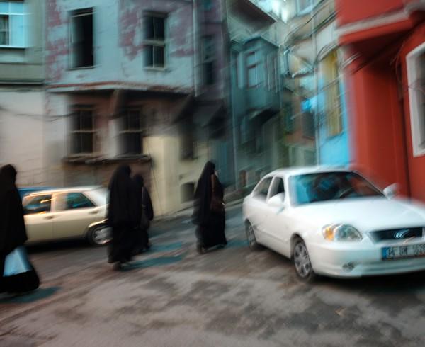 Im konservativen Stadtvierten von Fatih.