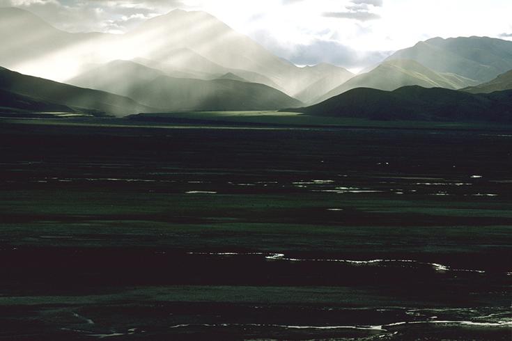 Bei Tingri, Tibet.