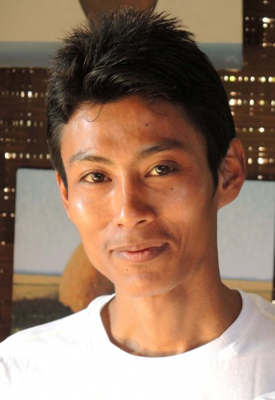 kmt painter mrauk u